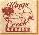 Kings Creek Station - Accommodation Port Macquarie