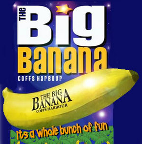 Big Banana - Accommodation Port Macquarie