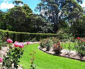 Wollongong Botanic Garden - Accommodation Port Macquarie