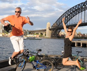 Bikebuffs - Sydney Bicycle Tours - Accommodation Port Macquarie