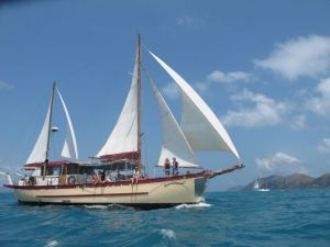 Adventure Cruise Dive and Outer Reef - Whitsundays Sailing Adventures - Accommodation Port Macquarie
