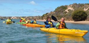 Canoe the Coorong - Accommodation Port Macquarie