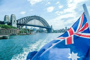 Australia Day Lunch and Dinner Cruises On Sydney Harbour with Sydney Showboats - Accommodation Port Macquarie