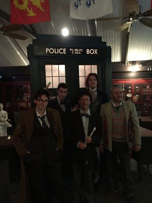 Dr Who Quiz Night - Accommodation Port Macquarie