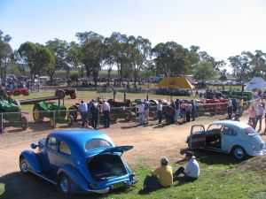 Quirindi Rural Heritage Village - Vintage Machinery and Miniature Railway Rally and Swap Meet - Accommodation Port Macquarie