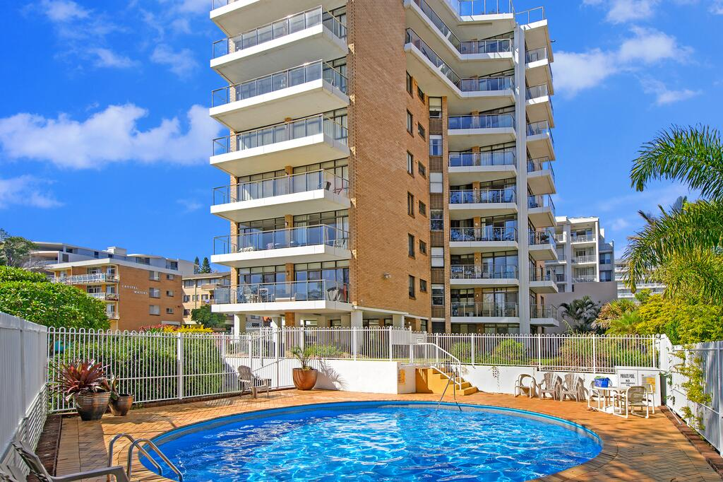 Tasman Towers 12 3 Munster Street - Accommodation Port Macquarie
